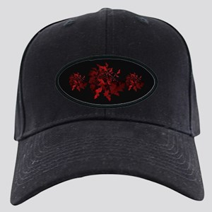 Vampire Bats Red Black Cap