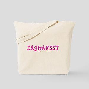 Zaghareet Tote Bag