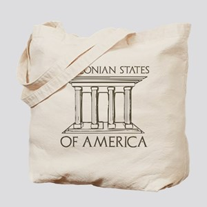 Draconian States of America Tote Bag