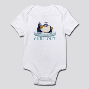 Chill Out Penguin Infant Bodysuit