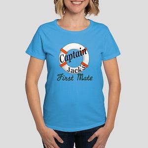 Captain Jack Women's Dark T-Shirt