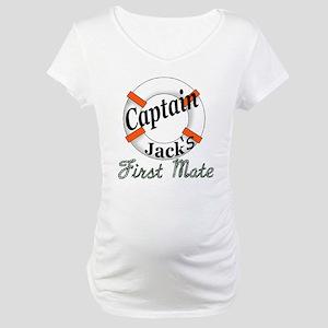 Captain Jack Maternity T-Shirt