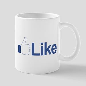 like_button Mugs