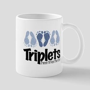 Triplet Boys - More Fun Mug