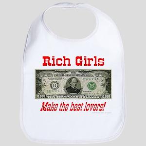 Rich Girls Bib