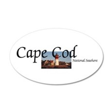 Cape Cod Americasbesthistory Wall Decal