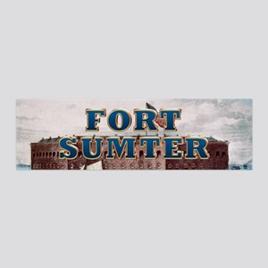 ABH Fort Sumter 20x6 Wall Decal