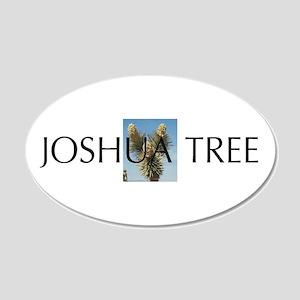 ABH Joshua Tree 20x12 Oval Wall Decal