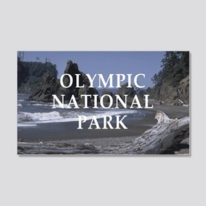 ABH Olympic NP 20x12 Wall Decal