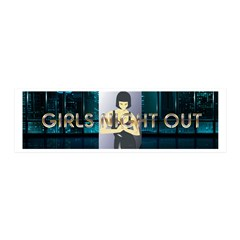 Girls Night Out Wall Decal