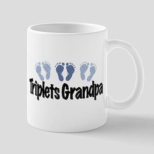 Triplets Grandpa (Boys) Mug
