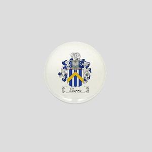 Sbarra Family Crest Mini Button