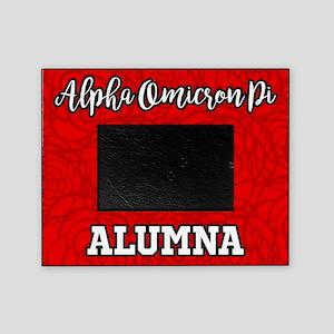 Alpha Omicron Pi Alumna Picture Frame