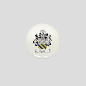 Savioli Coat of Arms Mini Button