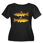 Gila Trout Plus Size T-Shirt