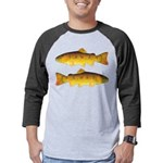 Gila Trout Mens Baseball Tee