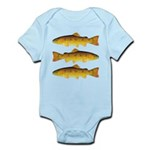 Gila Trout Body Suit