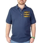 Gila Trout Dark Polo Shirt