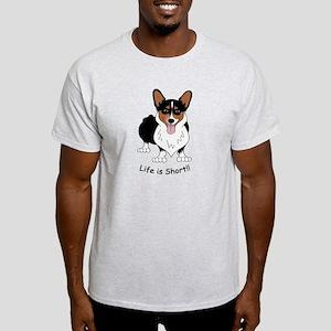 Tri-Colored Corgi Light T-Shirt