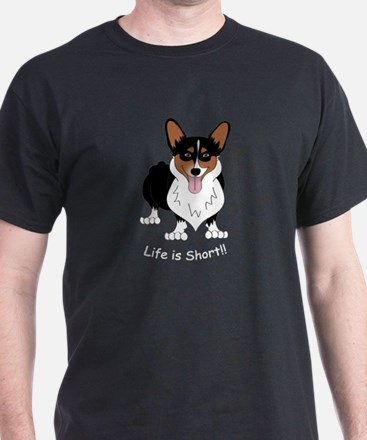 Tri-Colored Corgi T-Shirt