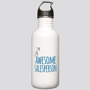 salesperson Stainless Water Bottle 1.0L