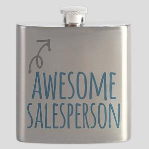salesperson Flask