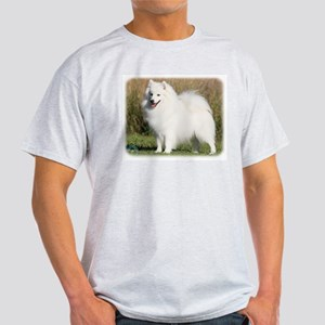 Japanese Spitz 9Y576D-261 Light T-Shirt