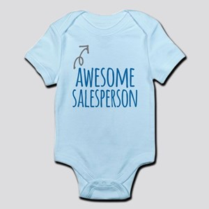 salesperson Body Suit