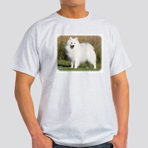 Japanese Spitz 9Y576D-265 Light T-Shirt
