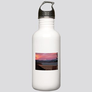 Mt. Shasta Sunset Stainless Water Bottle 1.0L