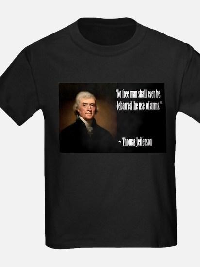 Jefferson On Guns T
