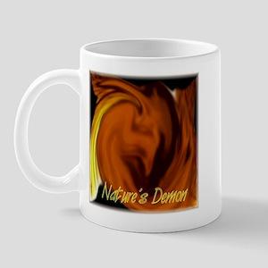 Nature's Demon Mug