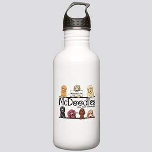 Goldendoodle McDoodles Stainless Water Bottle 1.0L