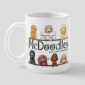 Goldendoodle McDoodles Mug