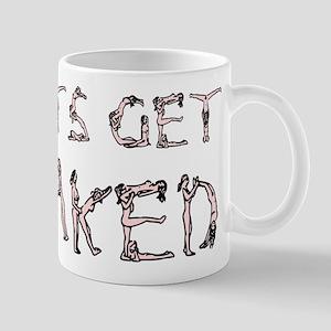 Lets Get Naked! Mug