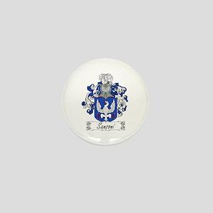 Sansoni Family Crest Mini Button