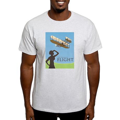 The Dream of Flight Light T-Shirt