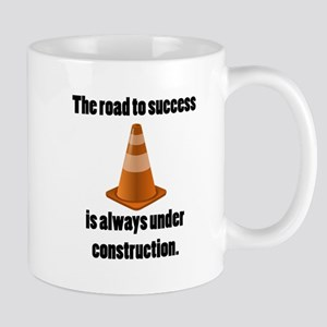 Road to Success Mug