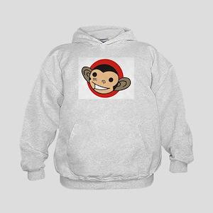 Monkey Monkey! Kids Hoodie