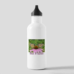 Monarch Best Friends Stainless Water Bottle 1.0L