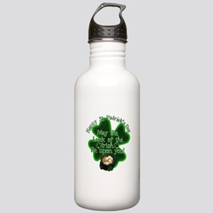 Original St. Patrick's Day Stainless Water Bottle