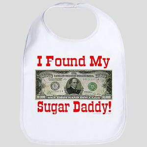 I Found My Sugar Daddy! Bib
