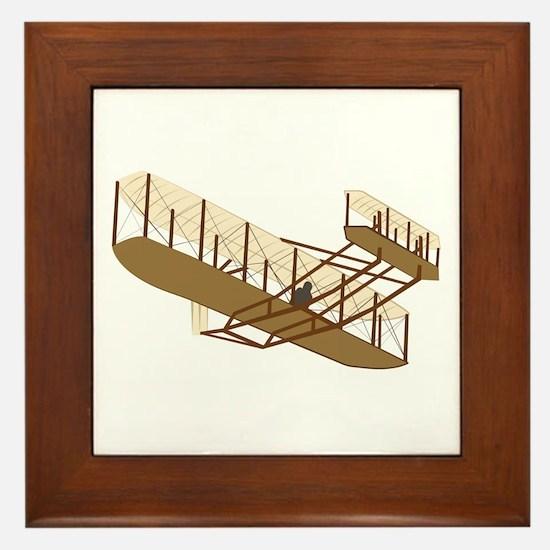 Wright Flyer Framed Tile