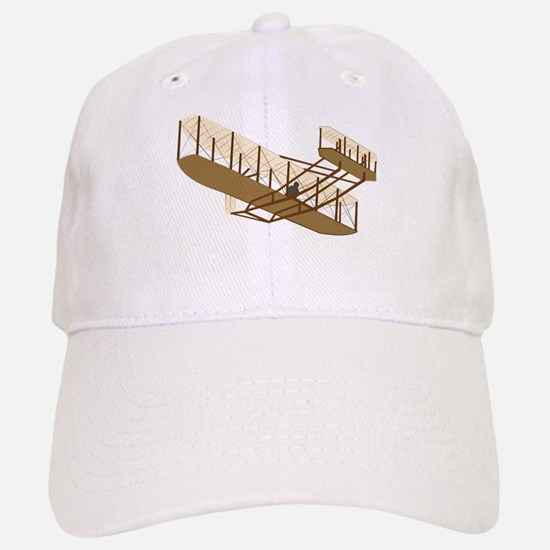 Wright Flyer Baseball Baseball Cap
