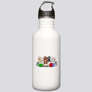 McDoodles Nursery Stainless Water Bottle 1.0L