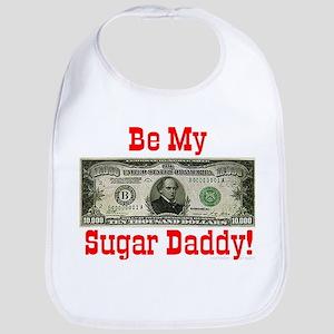 Be My Sugar Daddy! Bib