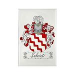 Salviati Coat of Arms Rectangle Magnet