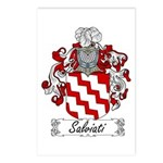 Salviati Coat of Arms Postcards (Package of 8)