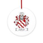 Salviati Coat of Arms Ornament (Round)