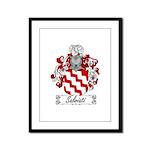 Salviati Coat of Arms Framed Panel Print